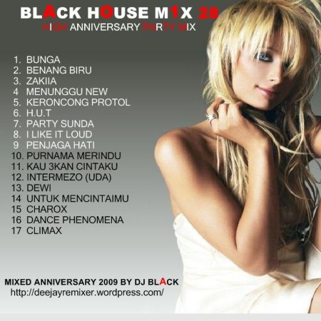 BLACK HOUSE MIX 28